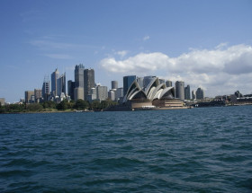 Австралия начинается с Сиднея