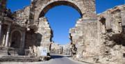 Прогулки по античности в Сиде