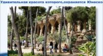Индивидуальный туризм в Барселоне