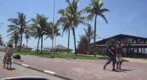 Бразилия: пляж, океан, побережье