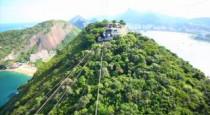 Бразилия: красивое видео с пейзажами и городами