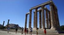 Греция теряет доходы от туризма